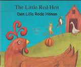 bokomslag Den lilla röda hönan (engelska och svenska)