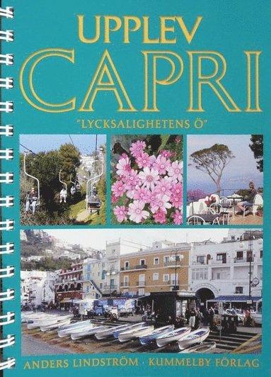 bokomslag Upplev Capri