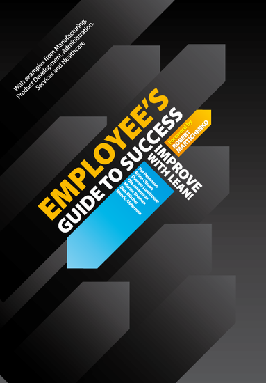 """bokomslag Employee""""s Guide to Success - Improve with Lean!"""