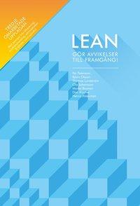 bokomslag Lean : gör avvikelser till framgång!