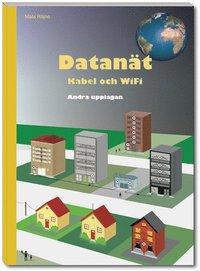 bokomslag Datanät - Kabel och WiFi