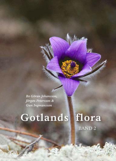 bokomslag Gotlands flora Bd1 och Bd2