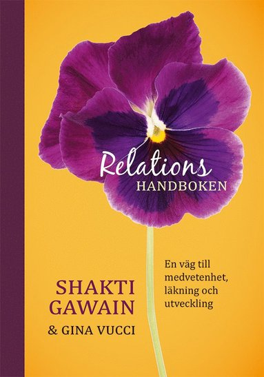 bokomslag Relationshandboken : en väg till medvetenhet, läkning och utveckling