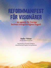 bokomslag Reformmanifest för visionärer