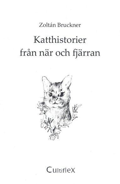 bokomslag Katthistorier från när och fjärran