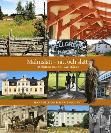 bokomslag Malmslätt - rätt och slätt. Historien om ett samhälle