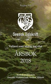 bokomslag Valåret som aldrig tog slut - Årsbok 2018