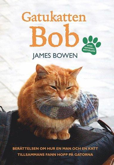 bokomslag Gatukatten Bob