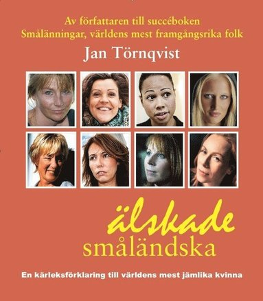 bokomslag Älskade småländska : en kärleksförklaring till världens mest jämlika kvinna