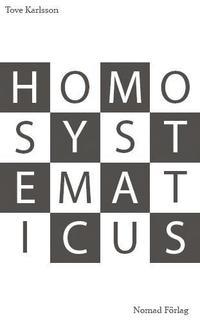 bokomslag Homo systematicus