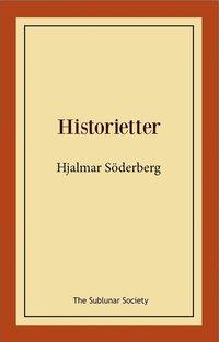 bokomslag Historietter