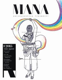 bokomslag Tidskriften Mana 1(2015) Queer