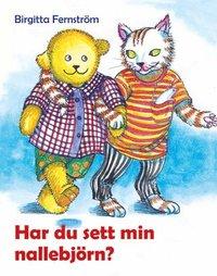 bokomslag Har du sett min nallebjörn? : Pysens poesibok 2