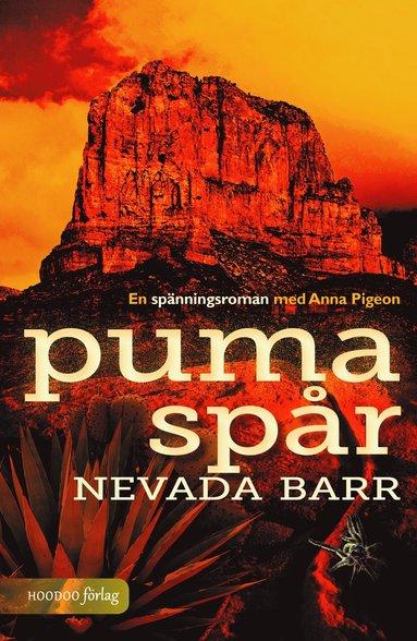 bokomslag Pumaspår