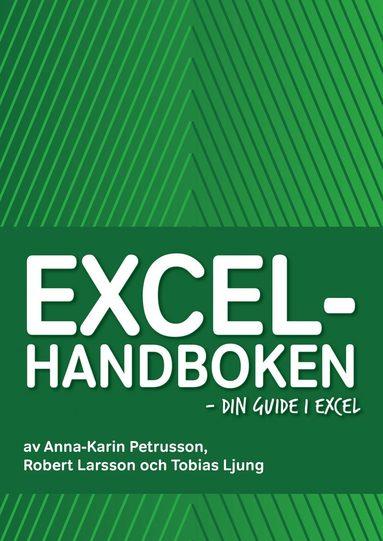 bokomslag Excelhandboken - din guide i Excel