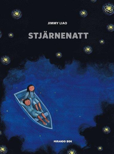 bokomslag Stjärnenatt
