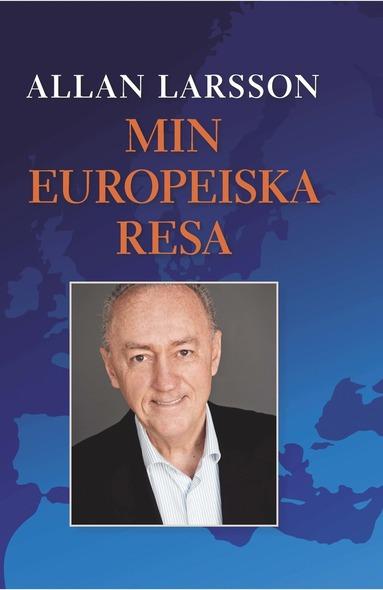bokomslag Min europeiska resa