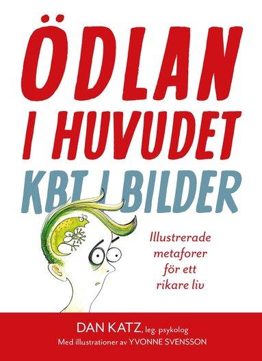 bokomslag Ödlan i huvudet : KBT i bilder - illustrerade metaforer för ett rikare liv