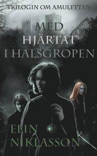 bokomslag Med Hjärtat i Halsgropen