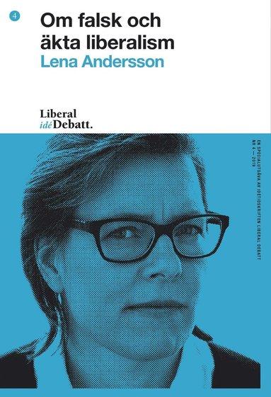 bokomslag Om falsk och äkta liberalism