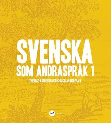 bokomslag Svenska som andraspråk 1
