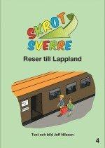 bokomslag Skrot-Sverre reser till Lappland