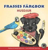 bokomslag Frasses färgbok husdjur