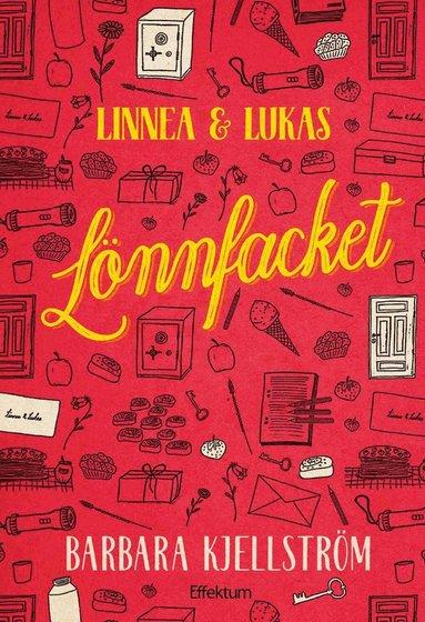 bokomslag Linnea & Lukas, Lönnfacket