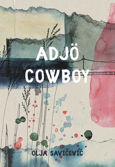 bokomslag Adjö cowboy