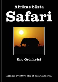bokomslag Afrikas bästa Safari
