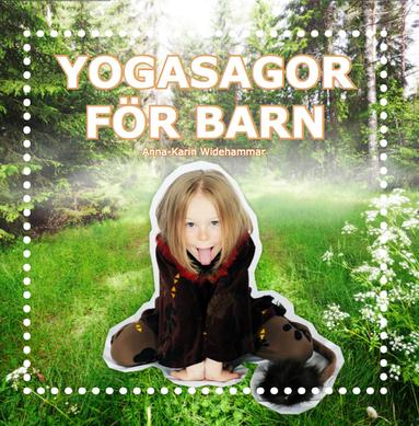 bokomslag Yogasagor för barn