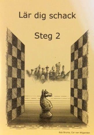 bokomslag Lär dig schack: Steg 2