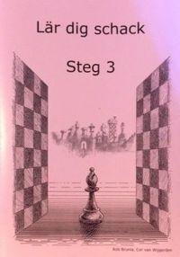 bokomslag Lär dig schack: Steg 3