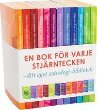 bokomslag Stjärntecknen talar om vem du är (BOX med 12 böcker)
