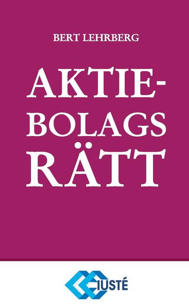 bokomslag Aktiebolagsrätt