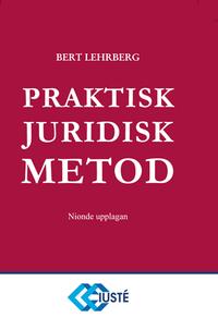 bokomslag Praktisk juridisk metod