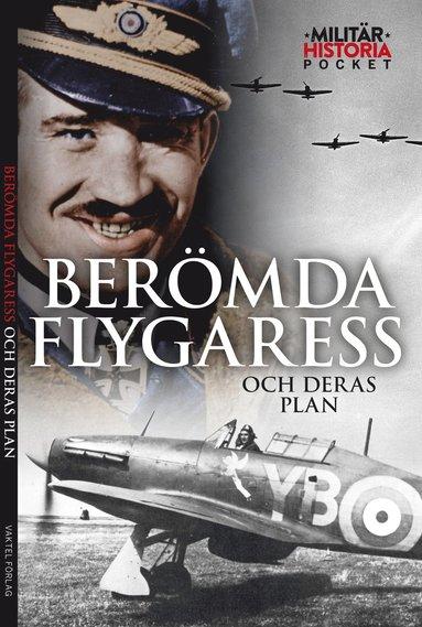 bokomslag Berömda flygaress och deras plan