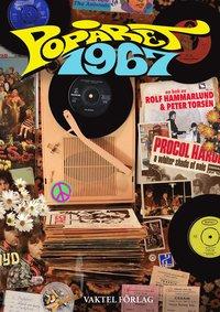 bokomslag Popåret 1967