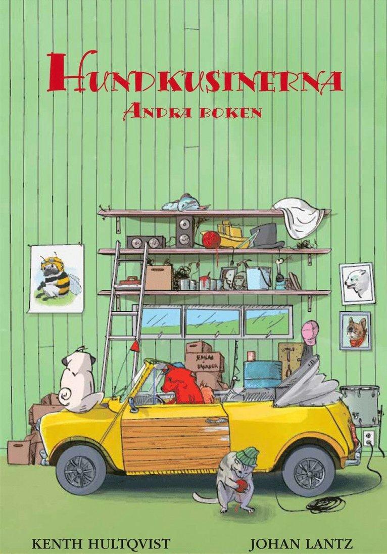 Hundkusinerna : andra boken 1