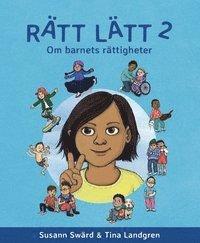 bokomslag Rätt lätt. 2, Om barnets rättigheter