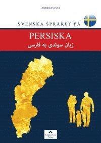 bokomslag Svenska språket på persiska