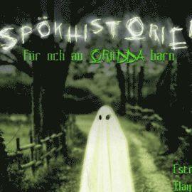 bokomslag Spökhistorier för och av orädda barn