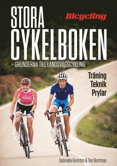 bokomslag Stora Cykelboken