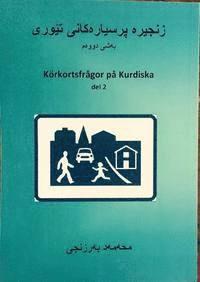 bokomslag Körkortsfrågor på Kurdiska del 2