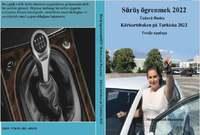 bokomslag Körkortsboken på Turkiska 2021