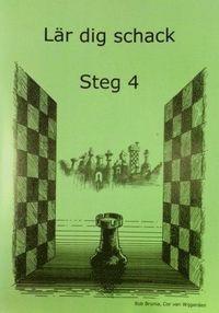 bokomslag Lär dig schack: Steg 4