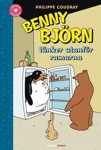 bokomslag Benny Björn tänker utanför ramarna