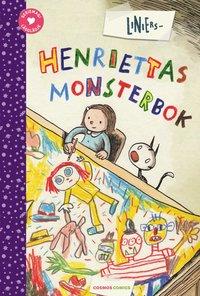 bokomslag Henriettas monsterbok