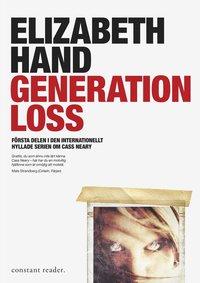 bokomslag Generation Loss