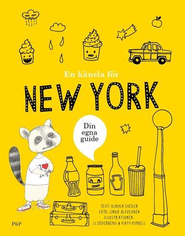 bokomslag En känsla för New York